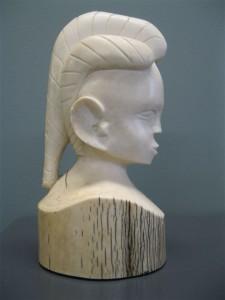 Maw Jiang Ivory statue seized