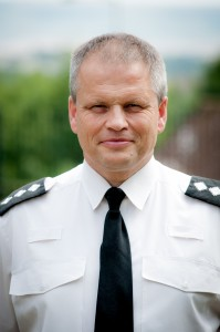 Chief Inspector Martin Sims, new Head of NWCU