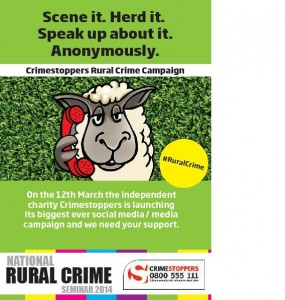 crime stoppers rural crime campaign